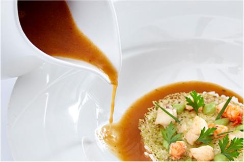 Sopa de peix i marisc El Trull